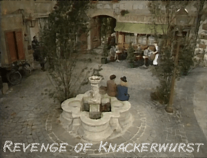 Allo Allo - Revenge of Knackwurst Home Screen