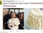 Джейн Фонда като  Сметанова торта