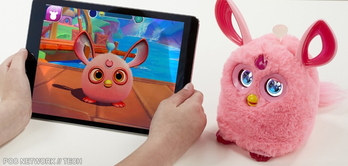 Furby is back and comes with its own smart app now