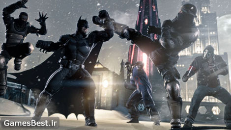 2 Download Free PC Game Batman Arkham Origins