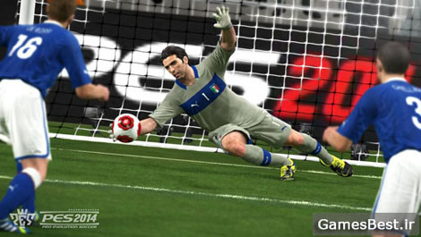 5 Download Free Game Pro Evolution Soccer 14   Pes 14