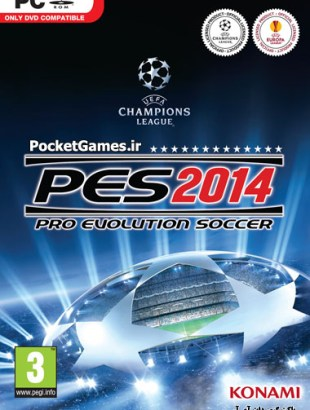 p Download Free Game Pro Evolution Soccer 14   Pes 14