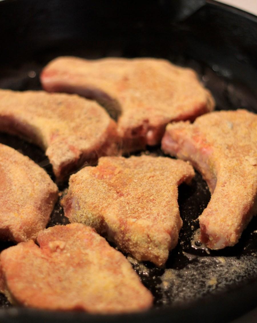 Pan Seared Pork Chops | Pocket Pause