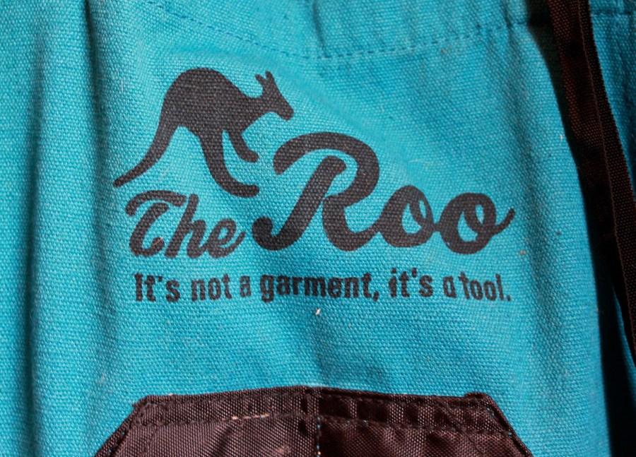 The Roo: A Gardening Apron designed in the Pacific Northwest | Woman owned company