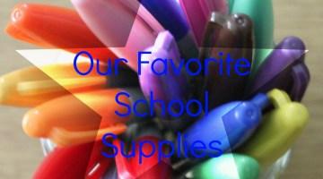 FaveSchoolSupplies