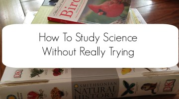 HowToStudyScienceWithoutReallyTrying