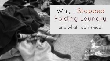 StoppedFoldingLaundry