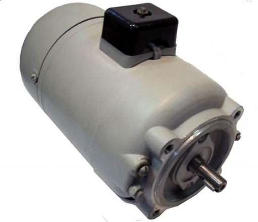 Коллекторные двигатели трехфазного тока