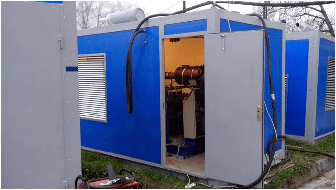 Техническое обслуживание электростанций