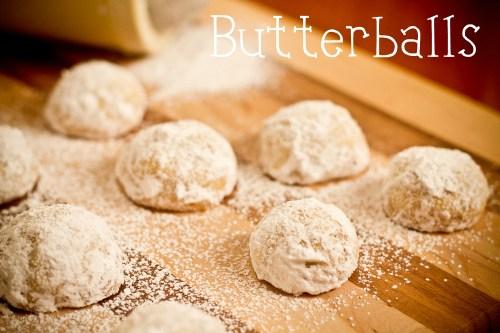 Butterballs