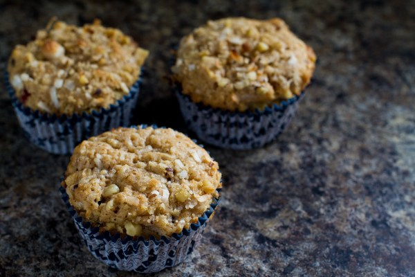 Cranberry Spiced Muffins - play with your food! - Poet in the Pantry