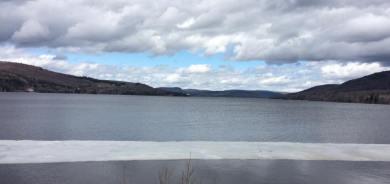 C'est confirmé, le lac Pohénégamook a «callé»!