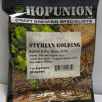 Styrian Golding Hop Pellets