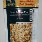Bitter Orange Peel
