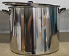 SALE: 30 qt. Stainless stock pot (Discontinued 04/2018)