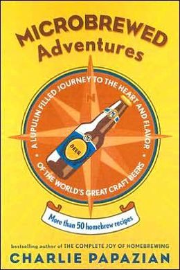Microbrewed Adventures Book