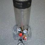 Kegging Equipment Kit w/ Pin-Lock Keg