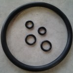 O-Ring Gasket Set for Ball-Lock Keg