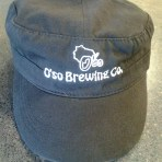 "O'so Branded ""Fidel"" style hat"
