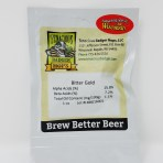 Tenacious Badger Hops: Bitter Gold