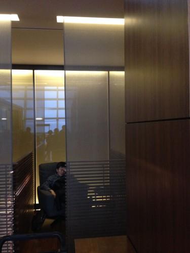 Asiana Lounge Business Class Seoul ICN30
