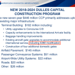 Briefing Slides for the Amended Agreement Between MWAA and United Regarding Washington Dulles