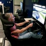 Delta is offering Porsche simulators for SkyClub members
