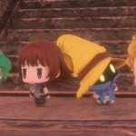 World Of Final Fantasy Review – Capturing The Past