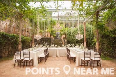 WEDDING VENUES NEAR ME - Points Near Me