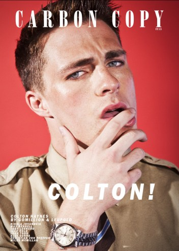 By Gomillion & Leupold for Carbon Copy, 2012