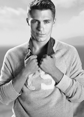 By Bruce Weber for Abercrombie & Fitch, 2014