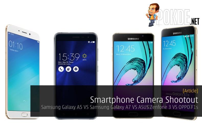 Smartphone Camera Shootout Samsung Galaxy A5 VS Samsung