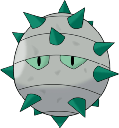 New Iron Ball Pokemon!