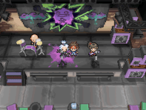 5. Roxie Gym Leaders