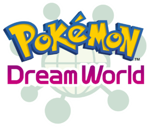 dream world logo New Dream Pokémon Surface