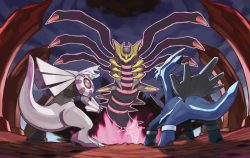 Dialga Palkia Giratina Lore: The Epic Behind Pokémon