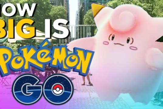 How popular is Pokemon Go: facts, numbers, records