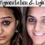 Как убрать пигментацию