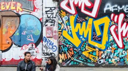 Śladami sztuki ulicznej - Shoreditch