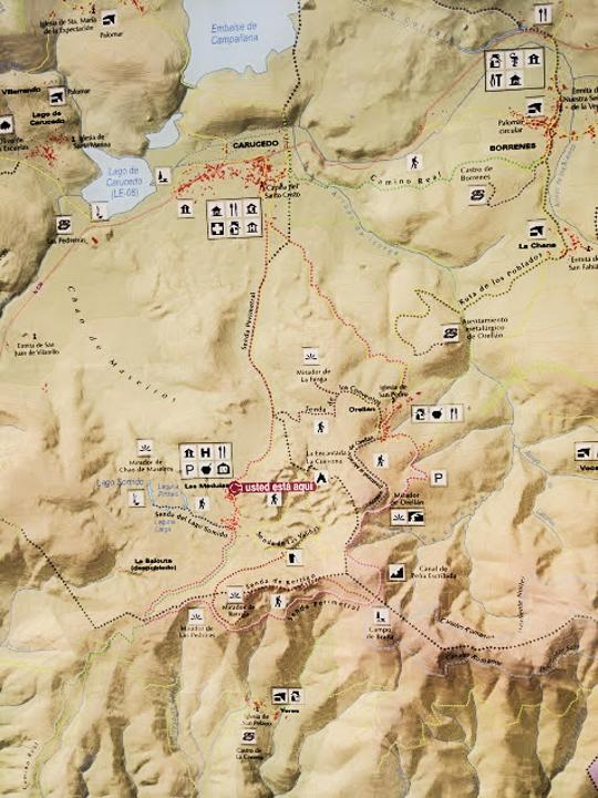 Las Medulas - rzymska kopalnia złota i nieziemskie skały (33)