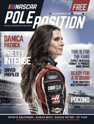 NASCAR Pole Position Pocono in June 2017
