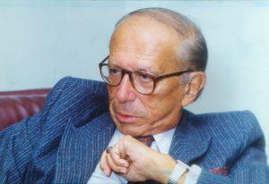 RIO DE JANEIRO RJ 26-08-1994 ECONOMIA - Economista Roberto de Oliveira Campos FOTO OTAVIO MAGALHAES / ESTADÃO