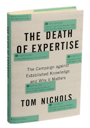 death of expertise review