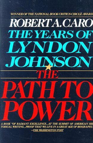 the path to power lyndon johnson