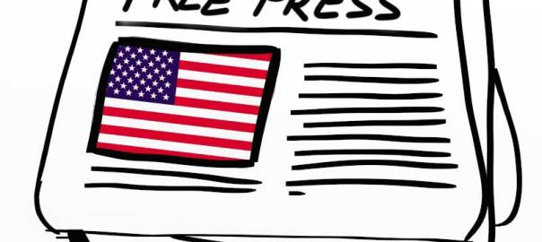 losing faith in the free press