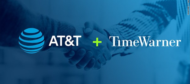 trump att time warner merger