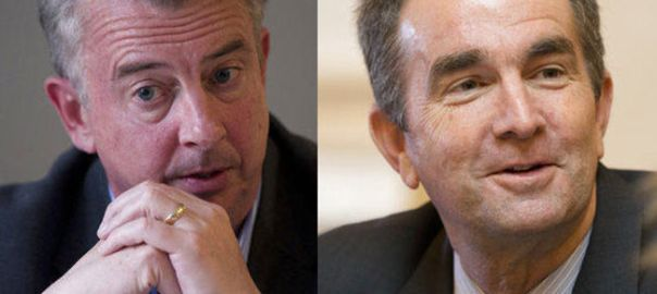 virginia governor's election results