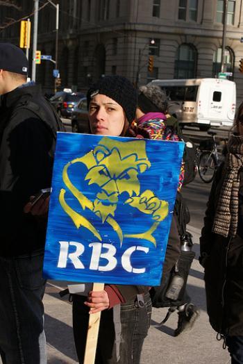 Banks as predators? Surely, no!