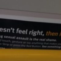 When Shaming Survivors is Not Enough: Police-State Motives Behind Sexual Assault Transit Ads