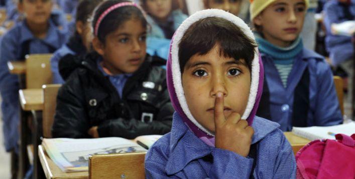 Refugiados em campo na Jordania. Foto: ONU